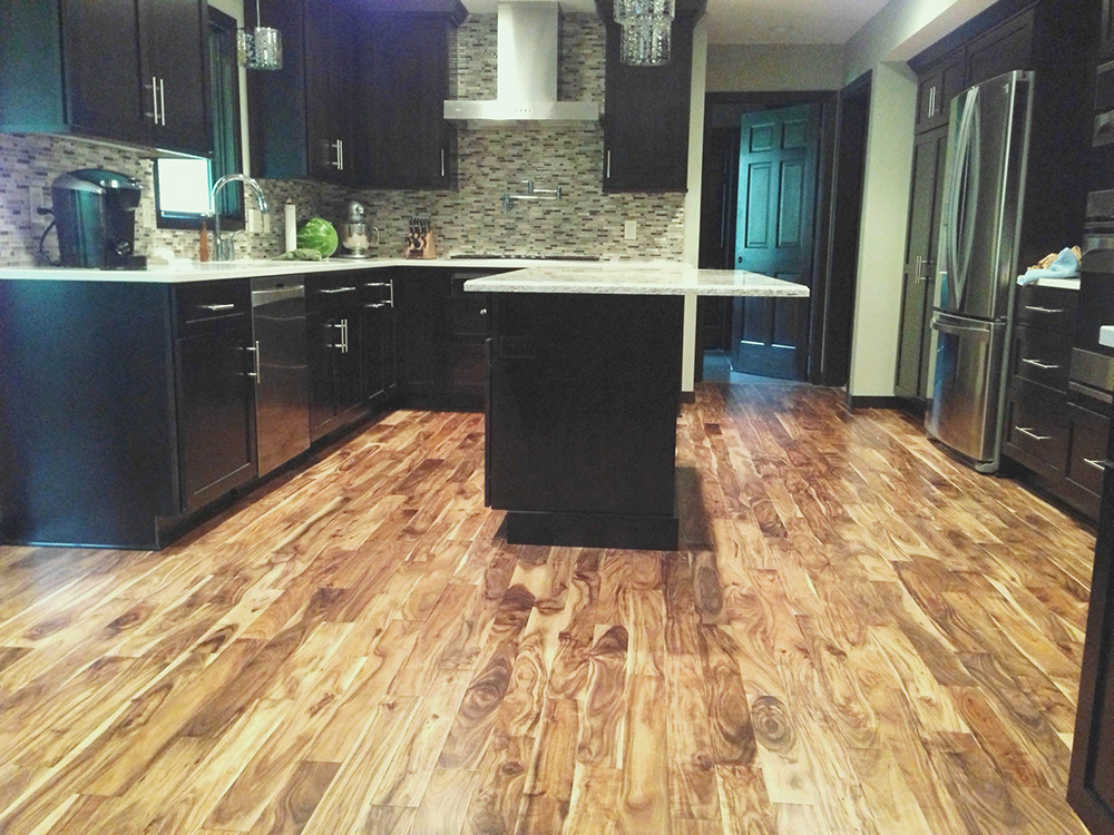Acacia Natural Eastern Flooring Inc Prefinished Wood