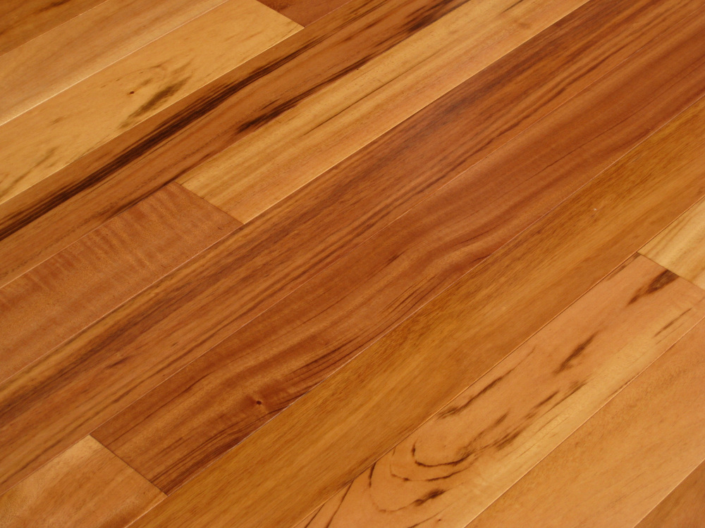 Tigerwood natural eastern flooring inc prefinished for Wood flooring natural