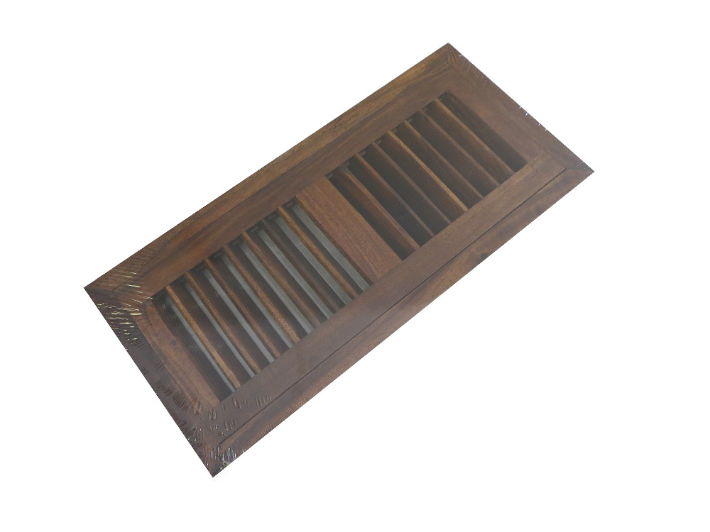 Acacia Bronze Prefinished Flush Mount Vent