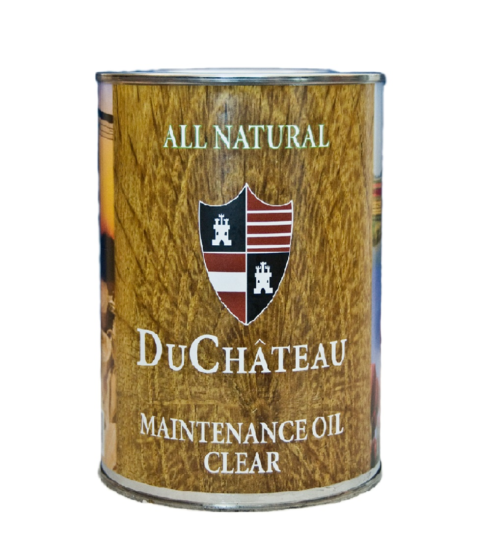 DuChateau Clear Maintenance Oil